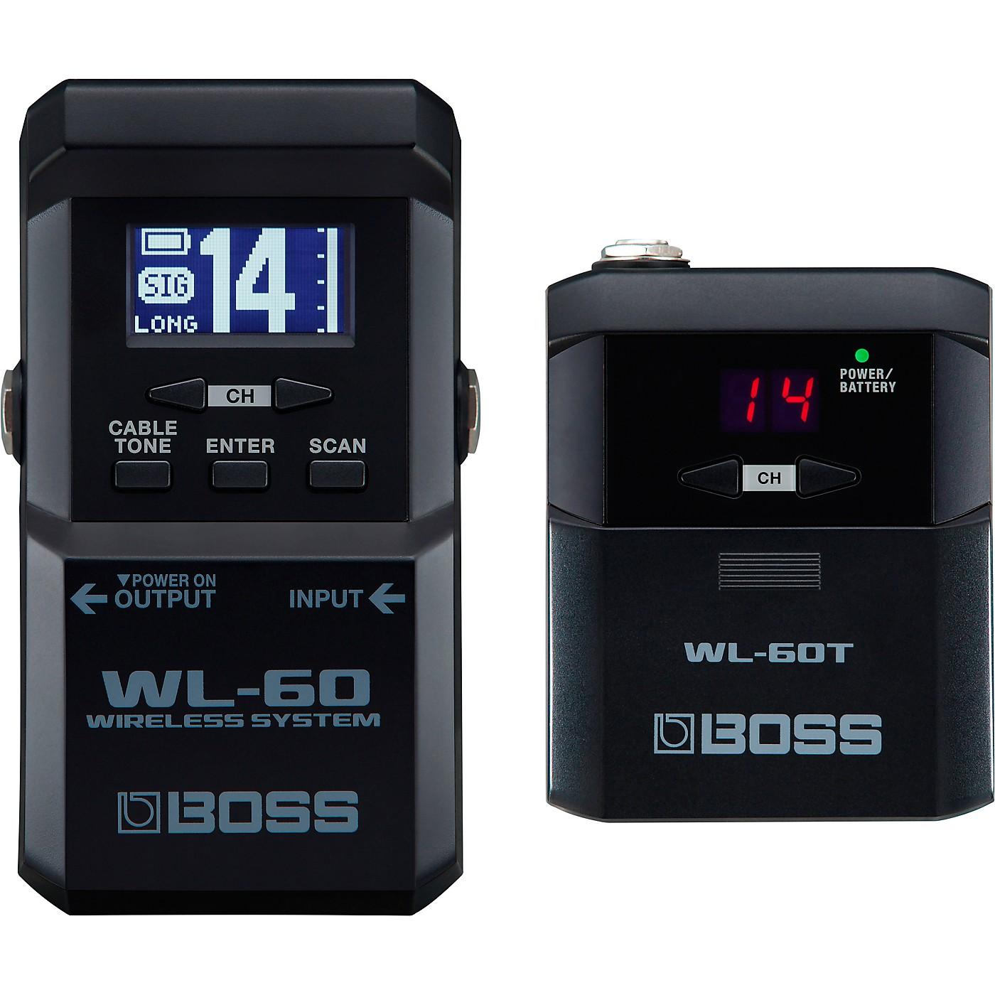 BOSS WL-60 Wireless System thumbnail
