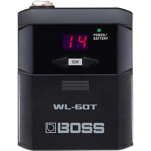 Boss WL-60T Wireless Transmitter thumbnail