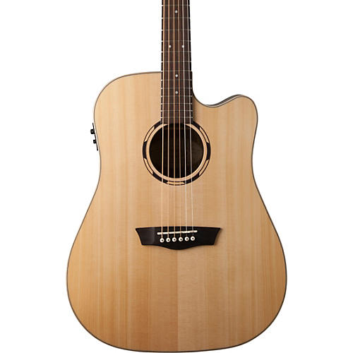 Washburn WLD10SCE Acoustic-Electric Guitar thumbnail