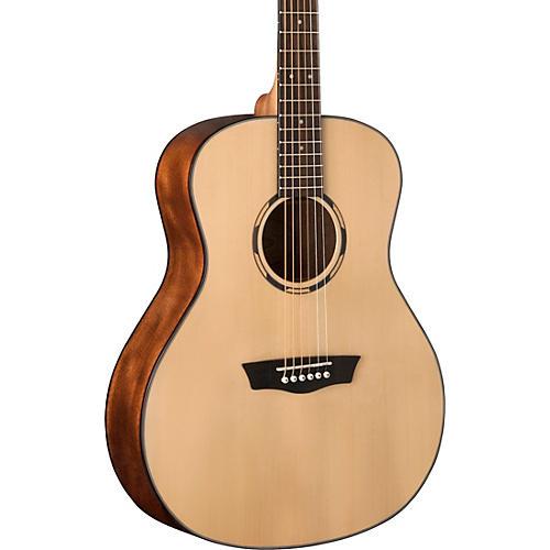 Washburn WLO10S Orchestra Acoustic Guitar thumbnail