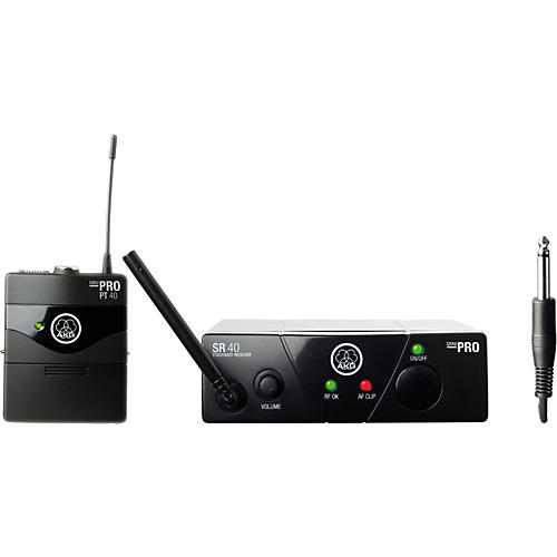 AKG WMS 40 Mini Instrument Wireless System-thumbnail