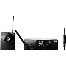 AKG WMS 40 Mini Instrument Wireless System