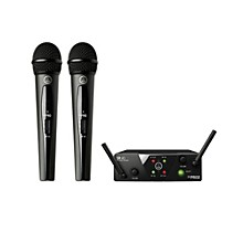 AKG WMS 40 Mini2 Vocal Wireless Microphone Set