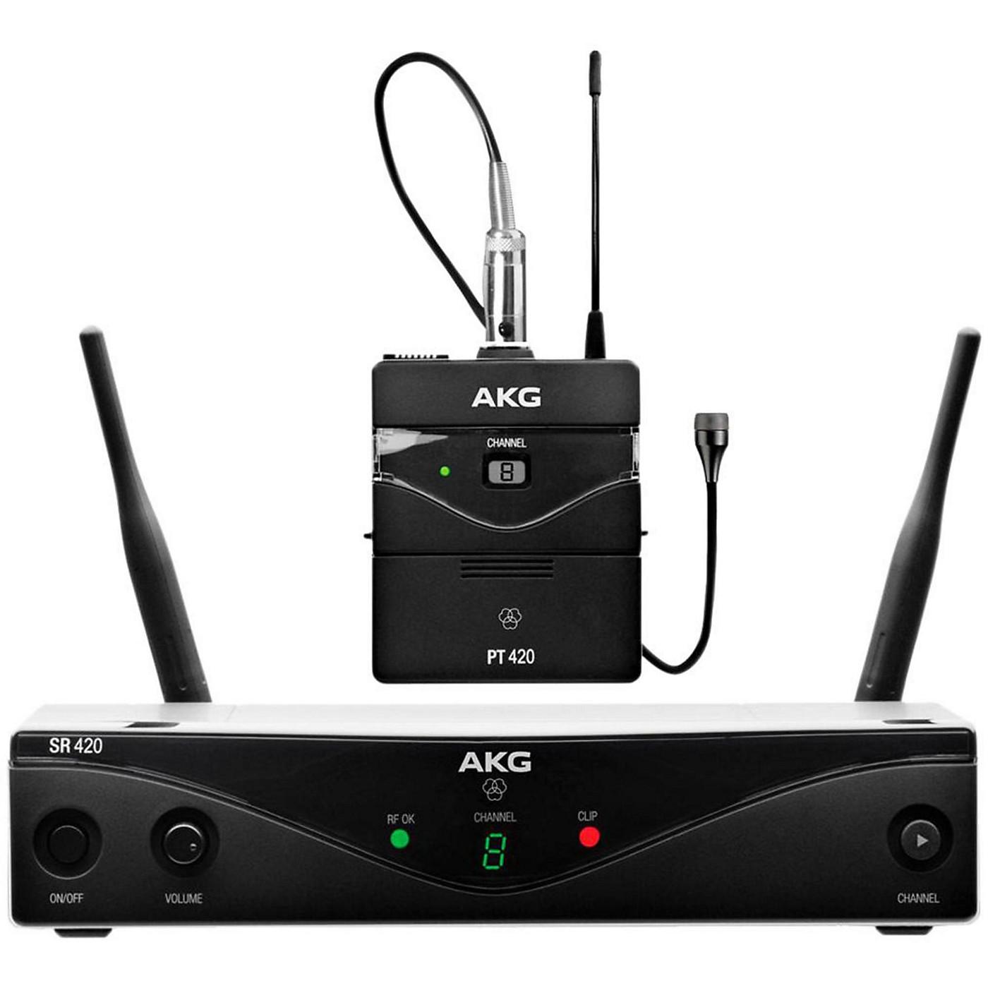 AKG WMS420 Wireless System - Presenter thumbnail