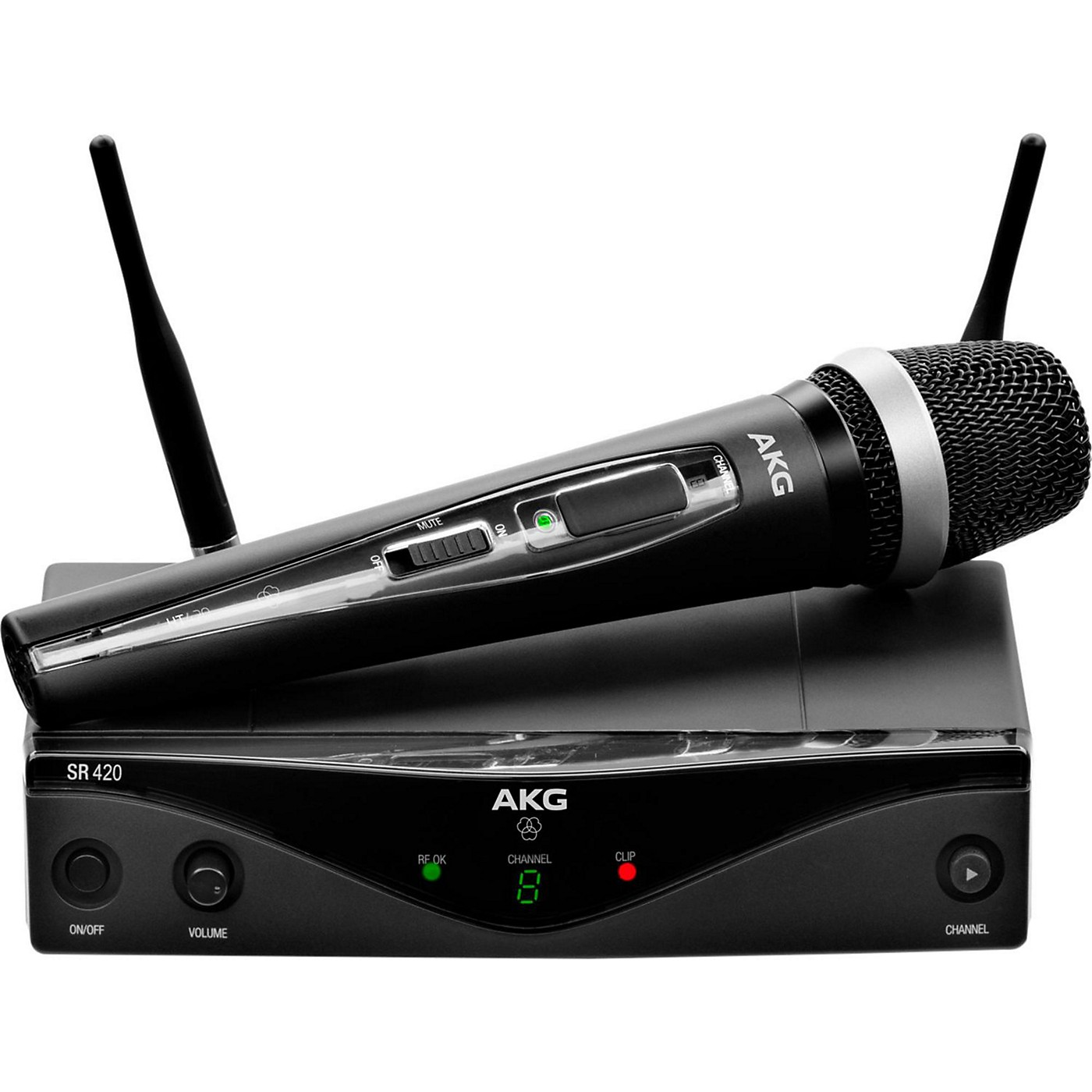AKG WMS420 Wireless System - Vocal thumbnail