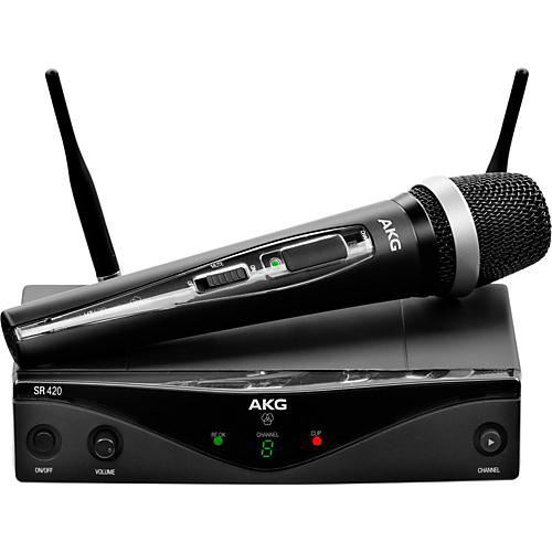 AKG WMS420 Wireless System - Vocal thumbnail