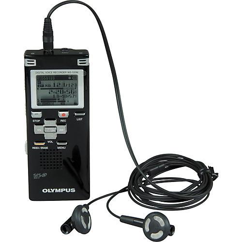 Olympus WS 520M Handheld Recorder thumbnail