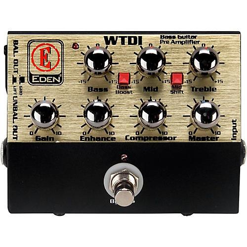 Eden WTDI World Tour Direct Box/Preamp thumbnail