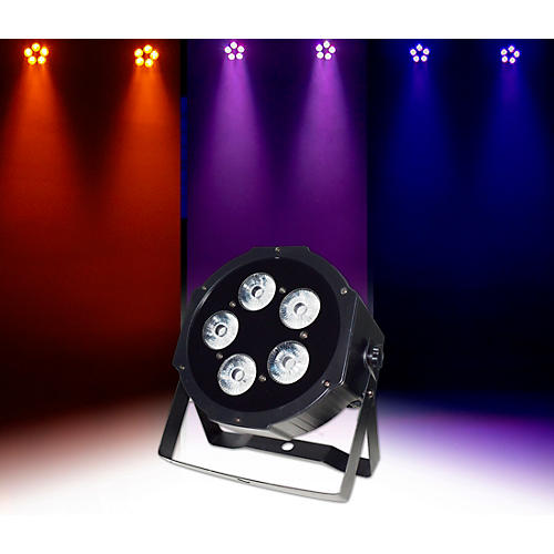 ColorKey WaferPar HEX 5 RGBAW+UV LED Wash Light thumbnail