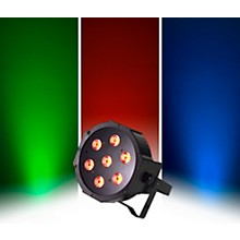 ColorKey WaferPar QUAD-W 7 RGBW LED Thin PAR Wash Light