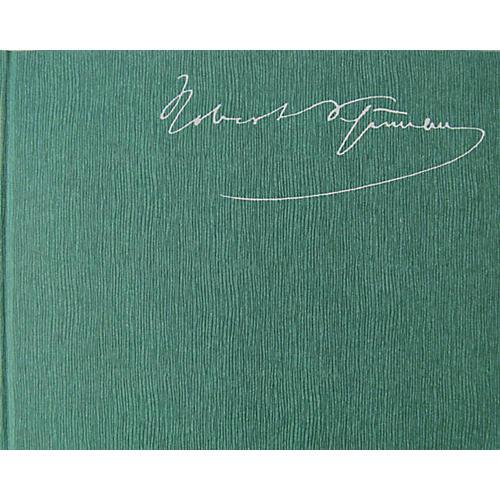 G. Henle Verlag Waldszenen Op. 82 (Forest Scenes) (Facsimile) Henle Facsimile Series Hardcover thumbnail
