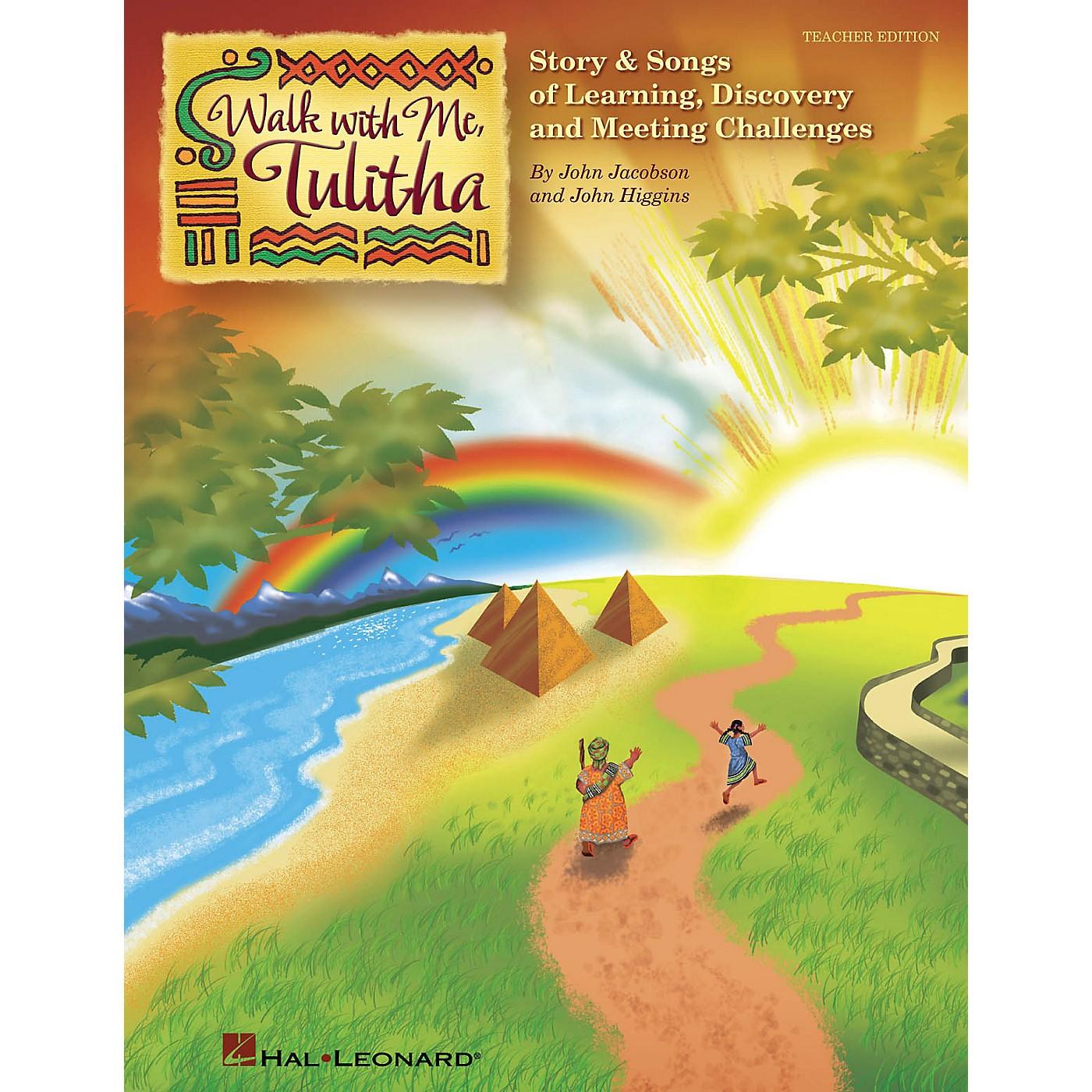 Hal Leonard Walk With Me, Tulitha Performance/Accompaniment CD Composed by John Higgins thumbnail