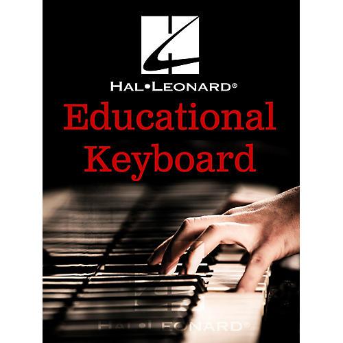 SCHAUM Walking Down Main Street Educational Piano Series Softcover thumbnail
