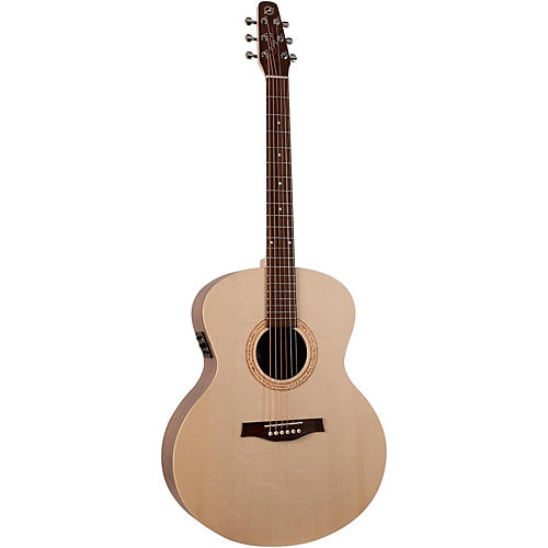Seagull Walnut Mini Jumbo Acoustic-Electric Guitar thumbnail