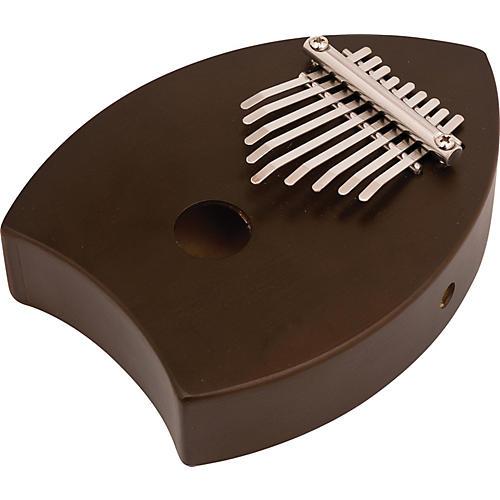 Toca Walnut Tocalimba Thumb Piano with Sound Chamber-thumbnail