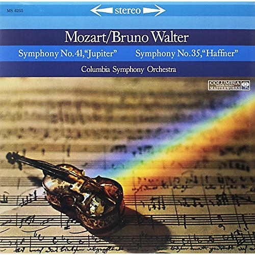 Alliance Walter - Symphonies 35 & 41 thumbnail
