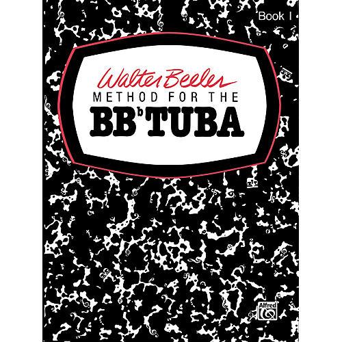 Alfred Walter Beeler Method for the BB-Flat Tuba Book I Book I-thumbnail