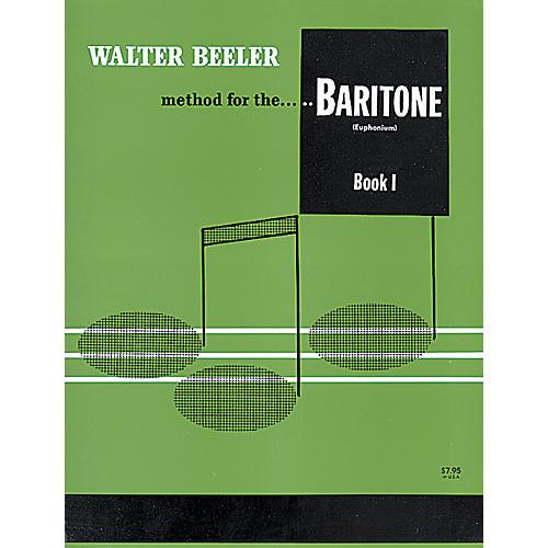 Alfred Walter Beeler Method for the Trombone Book I Book I thumbnail