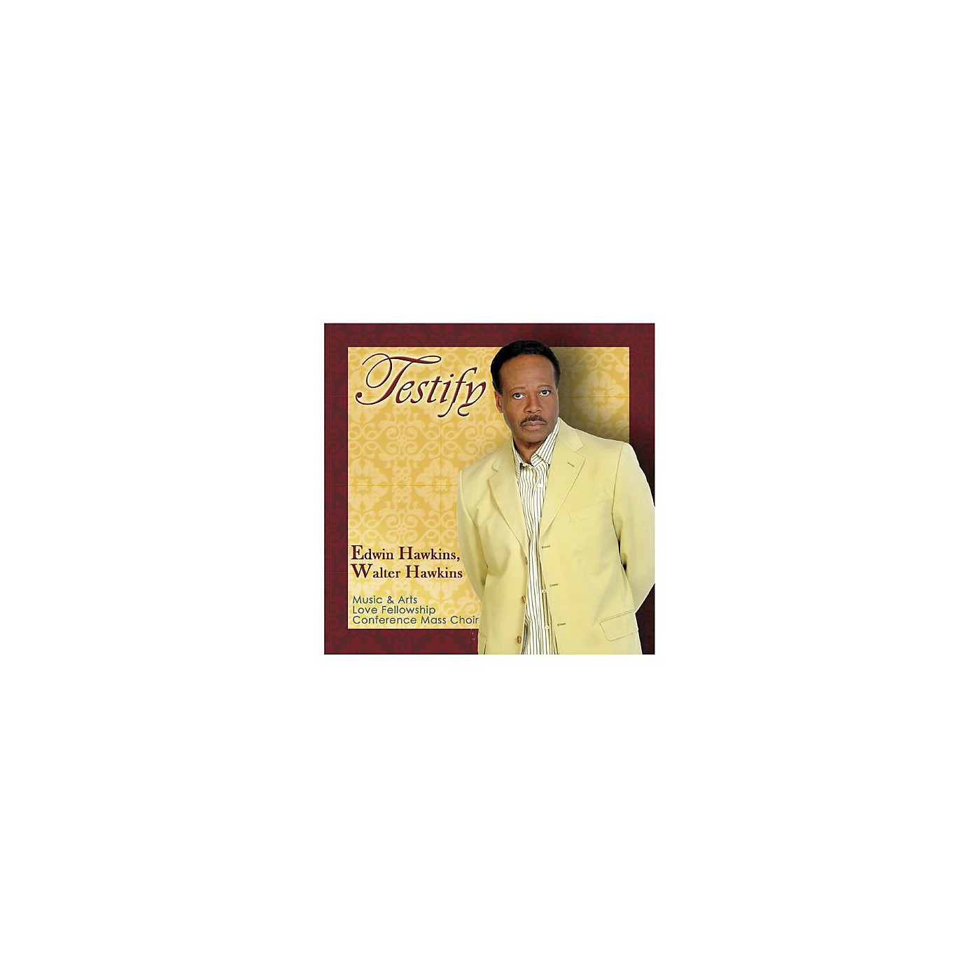 Alliance Walter Hawkins - Testify (CD) thumbnail