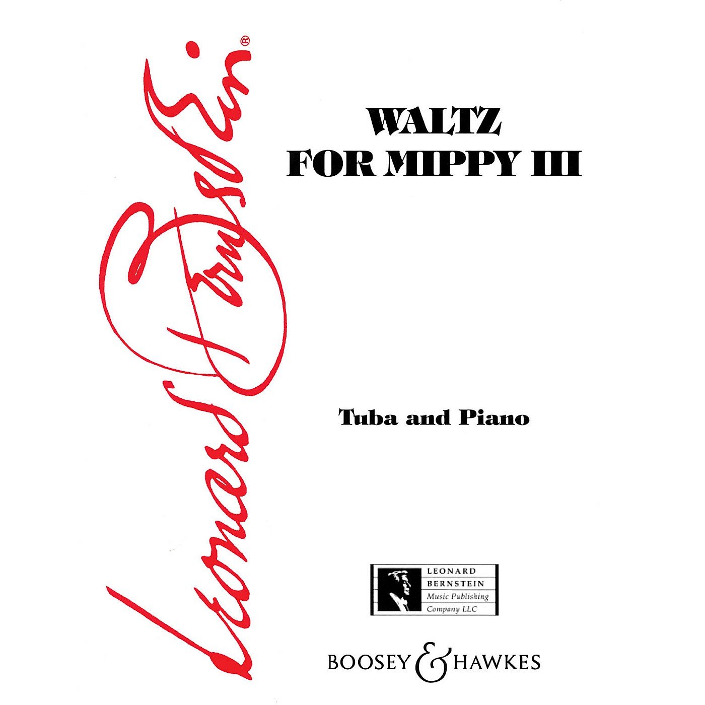 Boosey and Hawkes Waltz for Mippy III Boosey & Hawkes Chamber Music Series Softcover Composed by Leonard Bernstein thumbnail