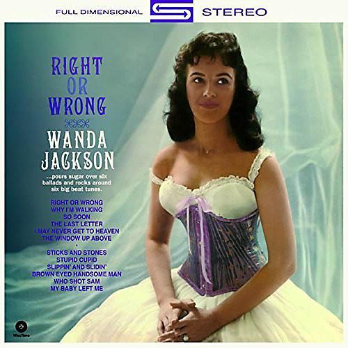 Alliance Wanda Jackson - Right or Wrong thumbnail