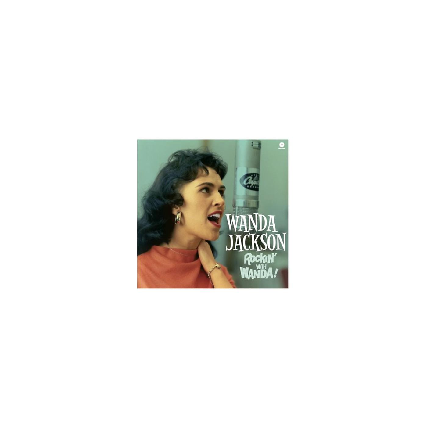 Alliance Wanda Jackson - Rockin with Wanda thumbnail