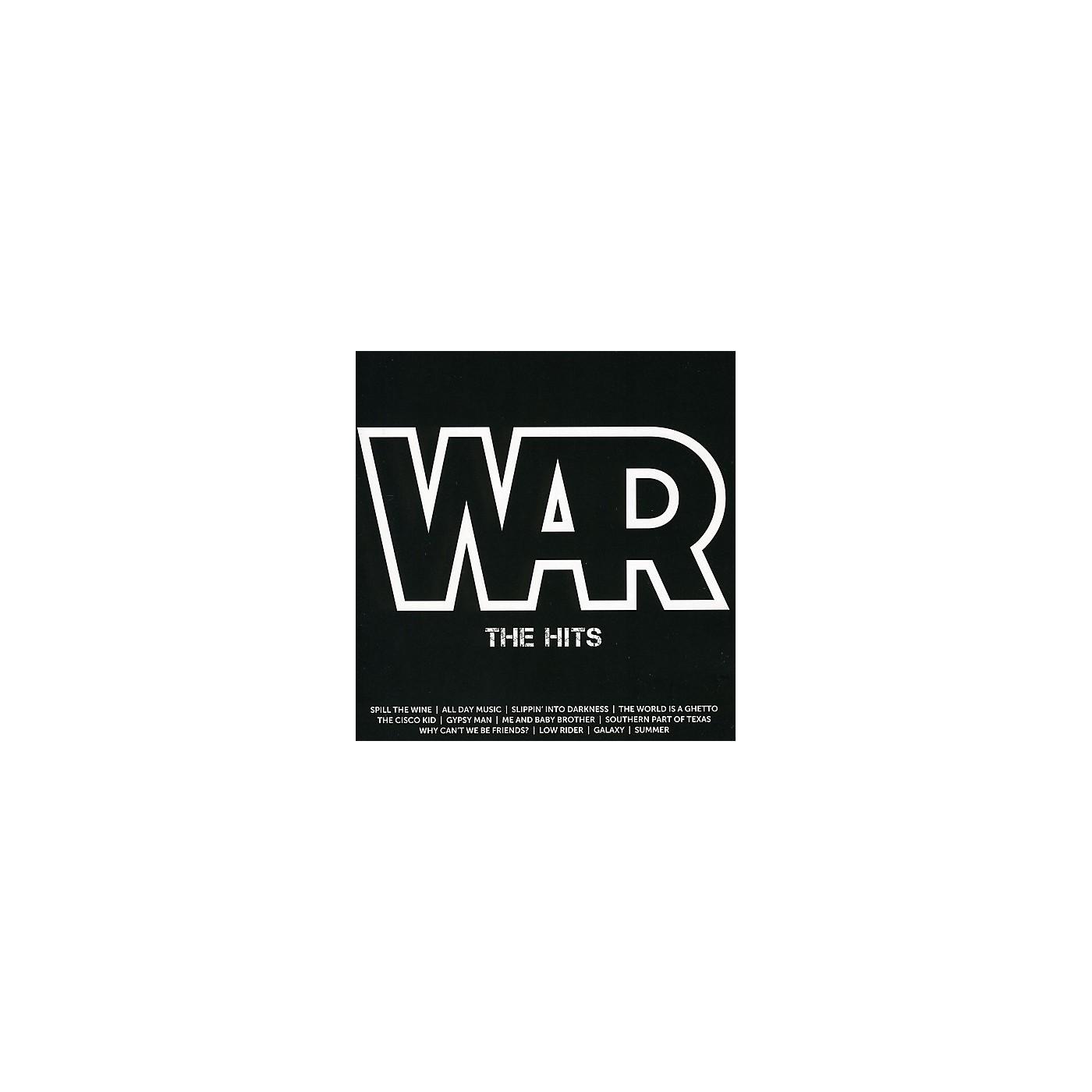 Alliance War - Icon (CD) thumbnail
