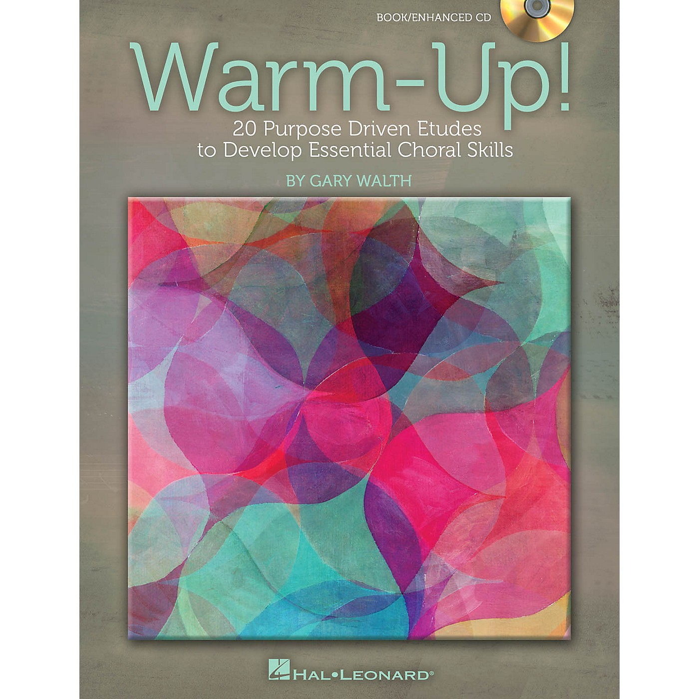 Hal Leonard Warm-Up! (20 Purpose Driven Etudes to Develop Essential Choral Skills) Book and CD pak thumbnail