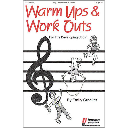 Hal Leonard Warm-Ups and Workouts for the Developing Choir (Vol. I) thumbnail