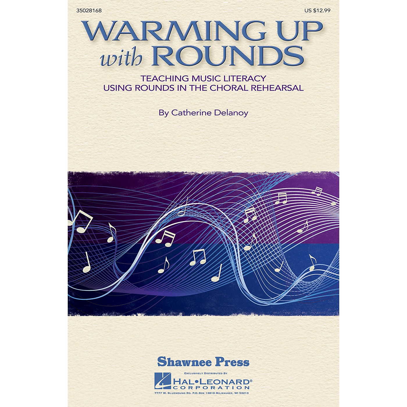 Shawnee Press Warming Up with Rounds (Teaching Music Literacy Using Rounds in the Choral Rehearsal) RESOURCE BK thumbnail