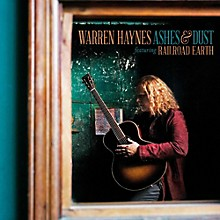 Warren Haynes - Ashes & Dust (Feat. Railroad Earth) Vinyl LP
