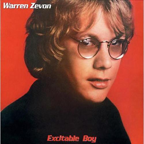 Alliance Warren Zevon - Excitable Boy thumbnail