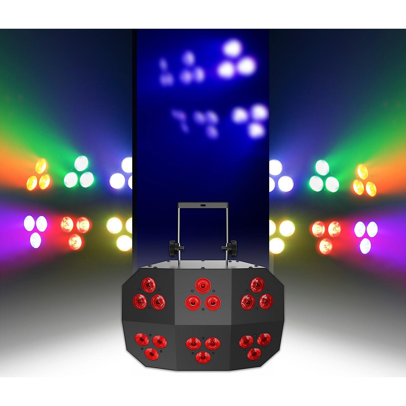 CHAUVET DJ Wash FX 2 RGB+UV LED Lighting Effect thumbnail