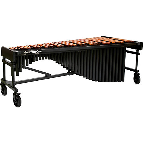 Marimba One Wave #9615 A442 5.0 Octave Marimba with Enhanced Keyboard and Basso Bravo Resonators 8
