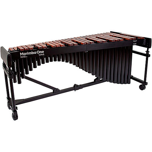 Marimba One Wave #9622 A440 4.3 Octave Marimba with Enhanced Keyboard and Classic Resonators 4
