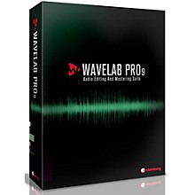 Steinberg WaveLab 9 Update from Wavelab 8.5