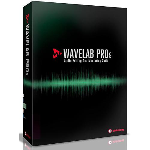 Steinberg WaveLab 9 Update from Wavelab 8.5-thumbnail