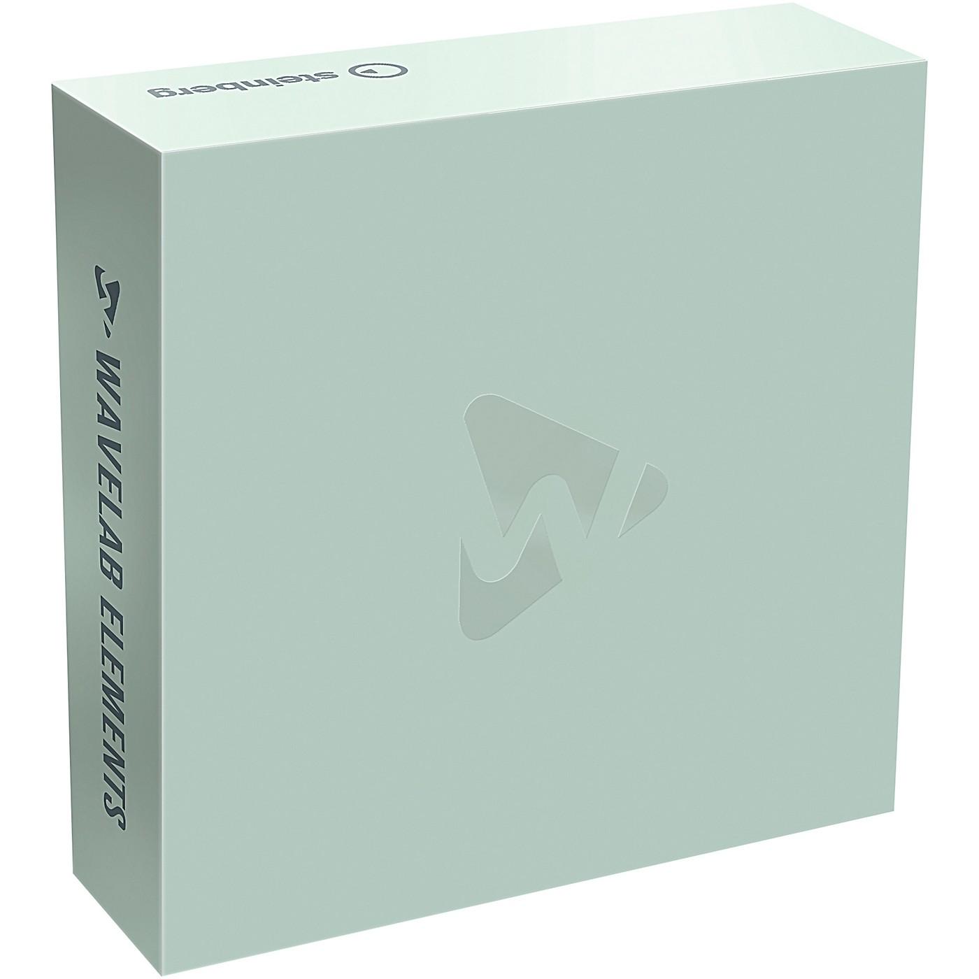 Steinberg WaveLab Elements 10 (Download) thumbnail