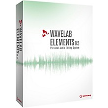 Steinberg WaveLab Elements 9.5 Upgrade from WaveLab LE 7,8,9,9.5