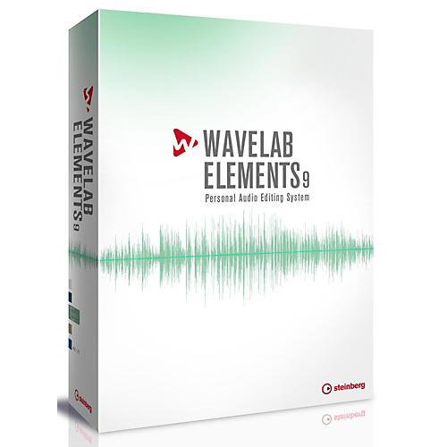 Steinberg WaveLab Elements 9-thumbnail