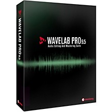 Steinberg WaveLab Pro 9.5 Upgrade from WaveLab 9