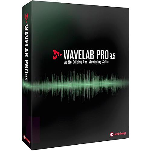 Steinberg WaveLab Pro 9.5 Upgrade from WaveLab Elements 7,8,9,9.5 thumbnail