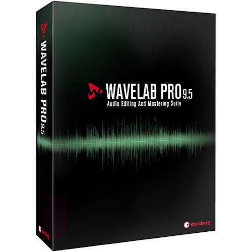 Steinberg WaveLab Pro 9.5 thumbnail