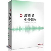 Steinberg Wavelab Elements 9 Update from Wavelab Elements 7