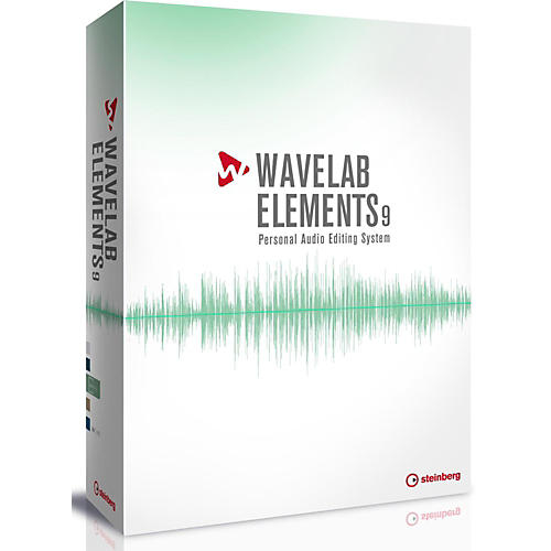 Steinberg Wavelab Elements 9 Update from Wavelab Elements 8-thumbnail