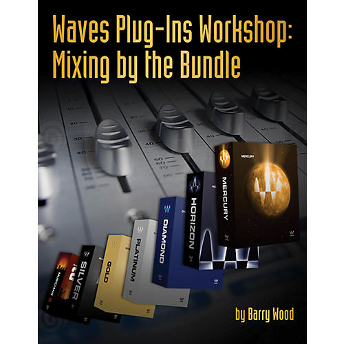 Course Technology PTR Waves Plug-Ins Workshop Mixing By The Bundle Book thumbnail