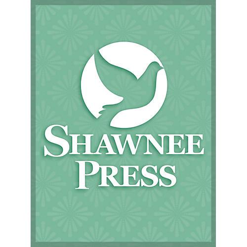 Shawnee Press Way Down Yonder in Bethlehem SATB Composed by Michael Barrett thumbnail