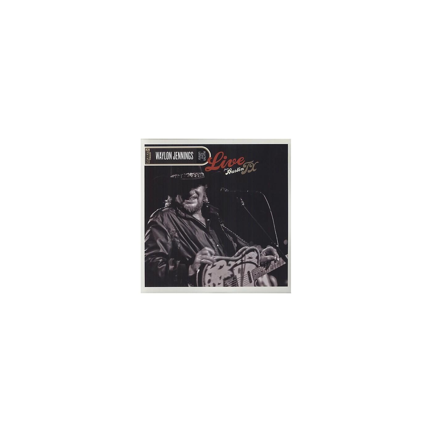 Alliance Waylon Jennings - Live from Austin TX thumbnail