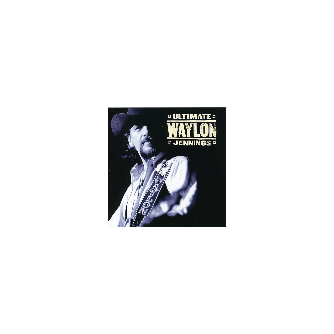 Alliance Waylon Jennings - Ultimate Waylon Jennings (CD) thumbnail