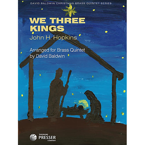 Carl Fischer We Three Kings (For Brass Quintet) thumbnail